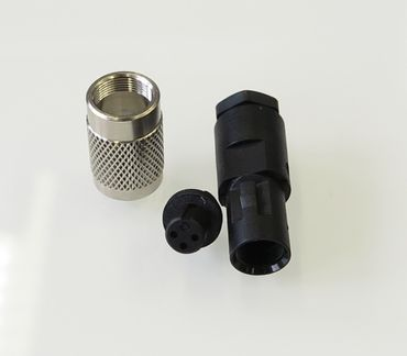 MINI-Rund-Kupplung 3-polig (Burmester) – Bild 4