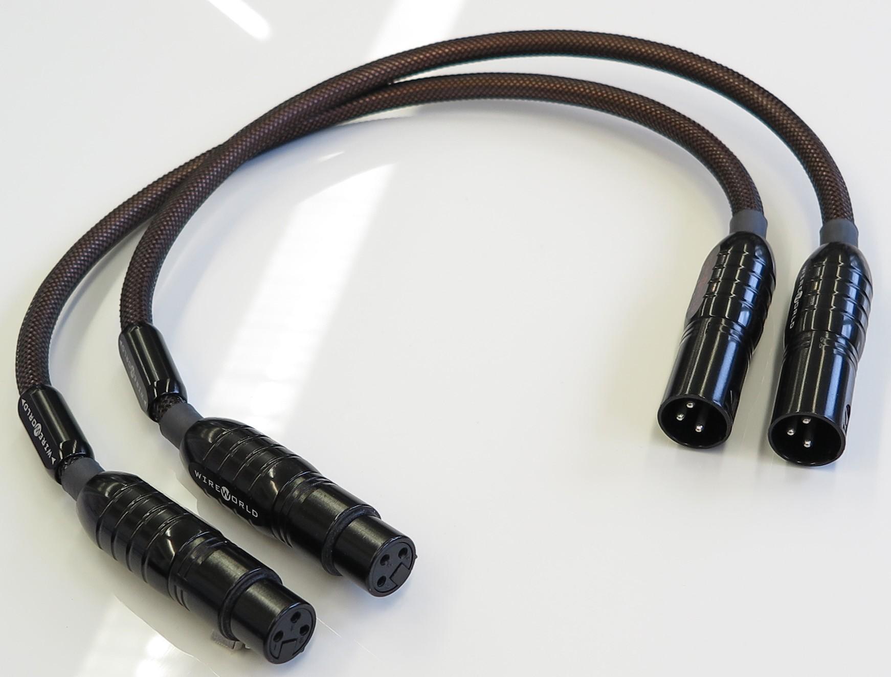 WireWorld Eclipse™7 XLR-Kabel - Original