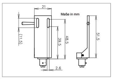 Pro-Ject Headshell Signature Aluminium – Bild 2