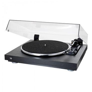 Dual CS440 Schwarz - Voll-Automatik Schallplattenspieler – Bild 1