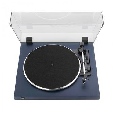 Dual CS440 Blau - Voll-Automatik Schallplattenspieler – Bild 4