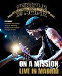 Michael Schenker Temple Of Rock- On A Mission Live In Madrid - Blu-ray Disc