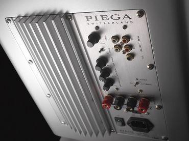 Piega PS1 - Weiss - Aktiver Subwoofer – Bild 3