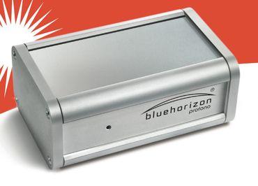Blue Horizon Profono Silber - Phono Vorverstärker