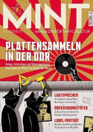 MINT No.5 - Magazin für Vinyl-Kultur