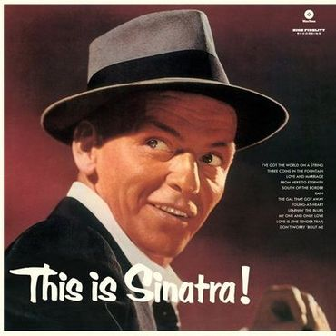 Frank Sinatra - This Is Sinatra - Limited Edition 180gramm VINYL-LP - WaxTimeRecords