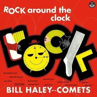 Bill Haley And His Comets - Rock Around The Clock - Limited Edition 180gramm VINYL-LP - Vinyl Lovers