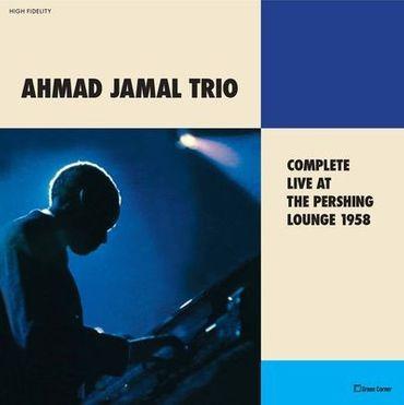 Ahmad Jamal Trio - Complete Live At The Pershing Lounge 1958 - The Stereo & Mono Versions - LTD. 180G VINYL - Green Corner