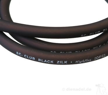Sommer Cable SC-CLUB BLACK ZILK - Kabel Meterware – Bild 2