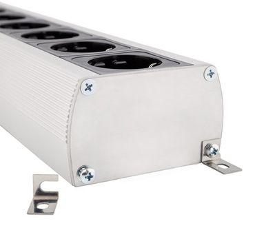 Supra Cables MD06-EU SP MK3 Switch - 6-fach Netzleiste - Mit Schalter & Überspannungsschutz – Bild 2