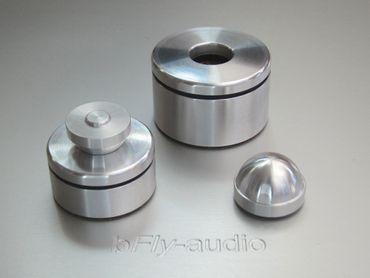 bfly-audio - Stage-1 MK2 - Höhe 35mm - Absorber - bis 8kg pro Stück – Bild 2