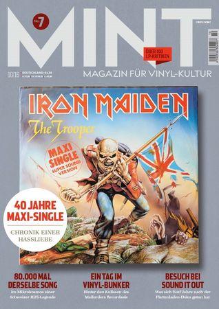 MINT No.7 - Magazin für Vinyl-Kultur – Bild 1
