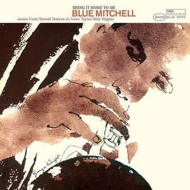 Blue Mitchell - Bring It Home To Me - 180 gramm LP - Blue Note