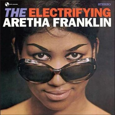 Aretha Franklin - The Electrifying - 180 gramm LP - PAN AM records