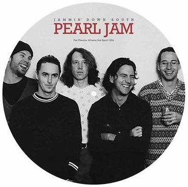 Pearl Jam - Jammin Down South - 140gramm LP - Parachute Recording