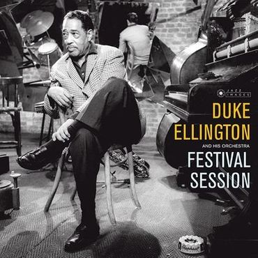 Duke Ellington & His Orchestra - Festival Session - 180gramm LP - Jazz Images