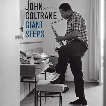 John Coltrane - Giant Steps - 180gramm LP - Jazz Images