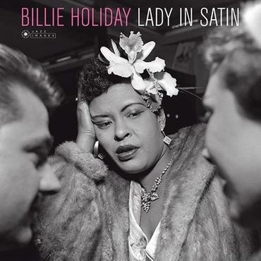 Billie Holiday - Lady In Satin - 180gramm LP - Jazz Images