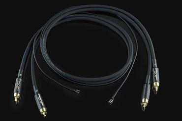Horn Audiophiles Vinyl Master II - Phonokabel
