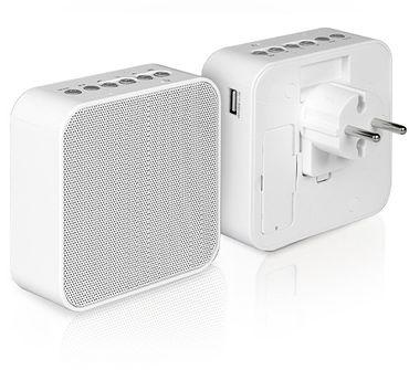 AudioAffairs plug radio black – Das mobile Bluetooth Steckdosenradio – Bild 2