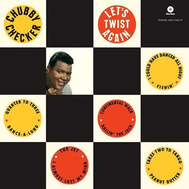Chubby Checker - Lets Twist Again - Limited Edition 180gramm VINYL-LP - WaxTimeRecords