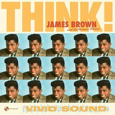 James Brown - Think - 180 gramm LP - PAN AM records