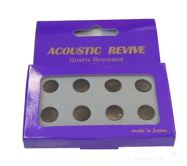 Acoustic Revive QR-8 Quartz Resonatoren - 8er Set – Bild 4