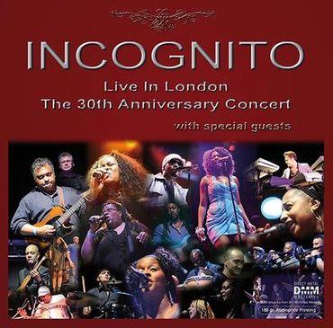 Incognito - Live In London - 30th Anniversary Concert - 180gramm-LP - inakustik