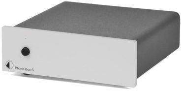 Pro-Ject Phono Box S - Silber - MM/MC Phonovorverstärker – Bild 1