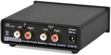 Pro-Ject Head Box S - Silber - Kopfhörerverstärker – Bild 2