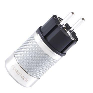 Furutech FI-E50 NCF Nano Crystal - Schutzkontakt-Stecker – Bild 1