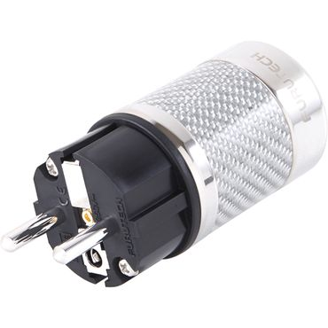 Furutech FI-E50 NCF Nano Crystal - Schutzkontakt-Stecker – Bild 2