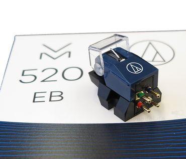 audio-technica VM520EB - Magnet System – Bild 1