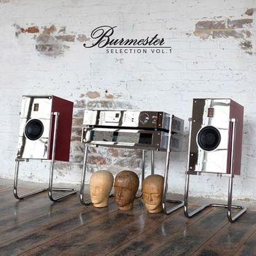Burmester Selection Volume 1 (HQCD) (HQCD) - inakustik CD
