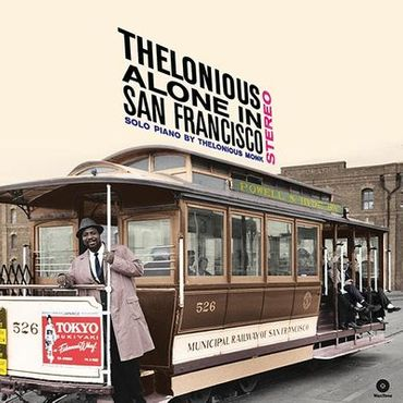 Thelonious Monk Alone in San Francisco - Limited Edition 180gramm VINYL-LP - WaxTimeRecords