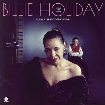 Billie Holiday - The Last Recording - Limited Edition 180gramm VINYL-LP - WaxTimeRecords