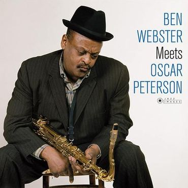 Ben Webster Meets Oscar Peterson - 180gramm LP - Jazz Images