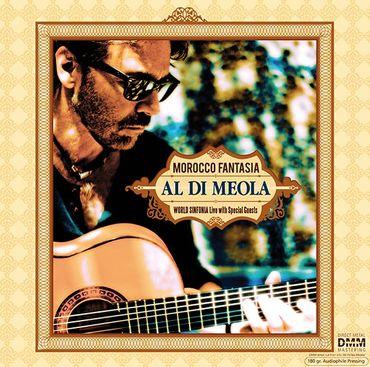 Al Di Meola - Morocco Fantasia - 180gramm-LP - inakustik