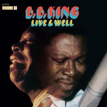 B.B.King - Live & Well - 180 gramm LP - Elemental