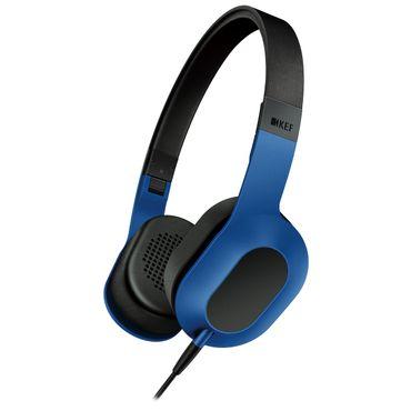 KEF M400 Racing Blue Kopfhörer – Bild 1