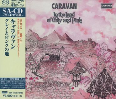 CARAVAN – IN THE LAND OF GREY AND PINK - SHM SACD