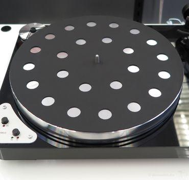 Acoustic Signature High-Precision Ledermatte – Bild 2
