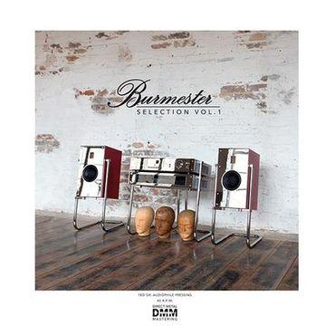 Burmester Selection Volume 1 (45RPM) - 180gramm-LP - inakustik