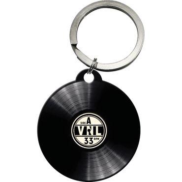 Vinyl - Schlüsselanhänger - Nostalgic Art – Bild 1