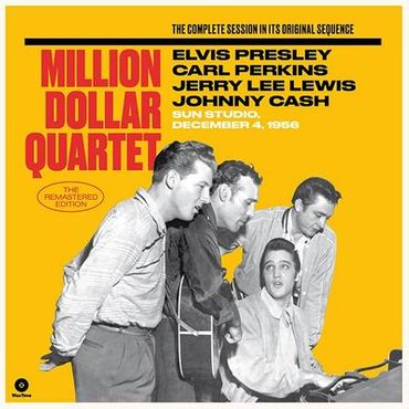 Elvis Presley - Million Dollar Quartet - 180gramm Doppel-VINYL-LP - WaxTimeRecords