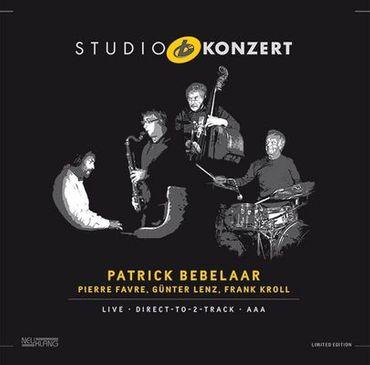 Bebelaar, Favre, Lenz, Kroll - Studio Konzert - 180gramm VINYL-LP - Neuklang