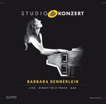 Barbara Dennerlein - Studio Konzert - 180gramm VINYL-LP - Neuklang