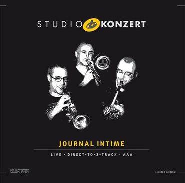 Journal Intime - Studio Konzert - 180gramm VINYL-LP - Neuklang