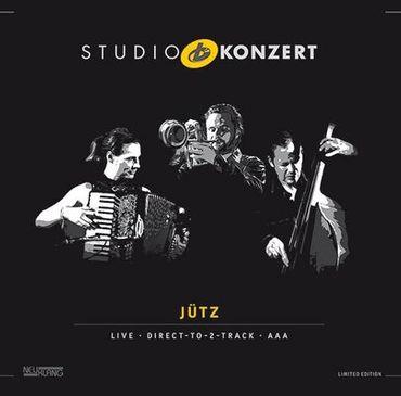 Jütz - Studio Konzert - 180gramm VINYL-LP - Neuklang
