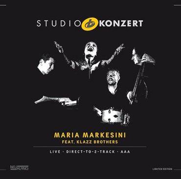Markesini, Marialy feat. Klazz Brothers - Studio Konzert - 180gramm VINYL-LP - Neuklang